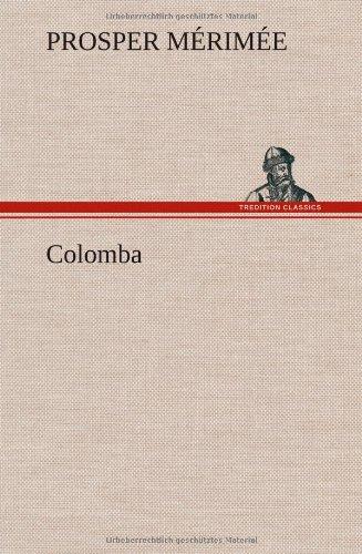 Colomba  [Merimee, Prosper] (Tapa Dura)