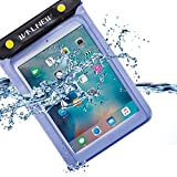 Walnew Universal Waterproof eReader Protective Case Cover for Amazon Kindle Oasis, Kindle Paperwhite, Kindle 4, Kindle Keyboard, Kindle Touch, Kindle Fire, Sony eBook Reader Wi-Fi, Kobo Touch, Kobo Wi Fi, Nook Simple Touch, iPad Mini and more,Blue
