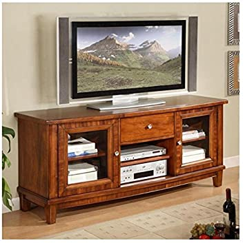 Somerton Dwelling Living Room Runway TV Console And Entertainment Center