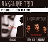 Alkaline Trio Crimson / From Here To Infirmary (Doublepack)