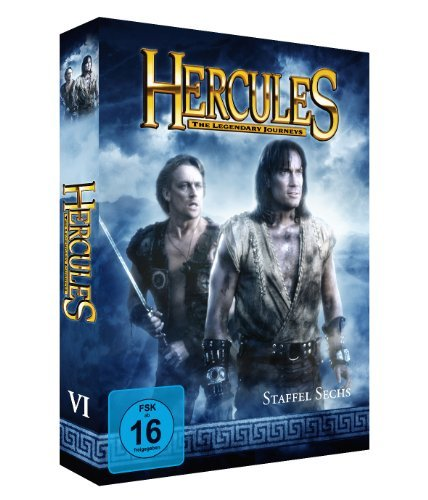 Hercules: The Legendary Journeys - Staffel 6 (3 DVDs)