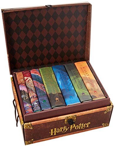 New Used Books By J K Rowling Harry Potter Hard Cover Boxed Set