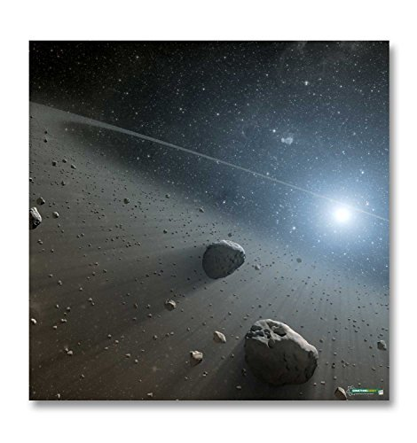Asteroid Belt gaming mat (3Ft X 3Ft) (X Wing Tabletop compare prices)