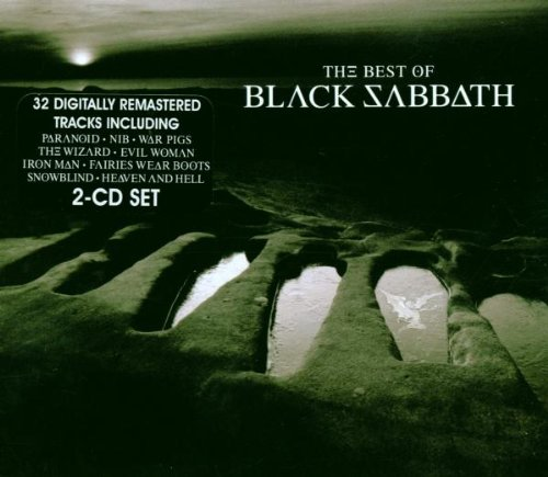 Black Sabbath - The Best Of Black Sabbath (Disc One) Cd - Zortam Music