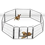 "Exercise Dog Pen Size: 30.25"" H x 40"" W"