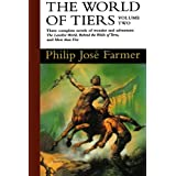 The World of Tiers: Behind the Walls of Terra: 2by Philip Jose Farmer