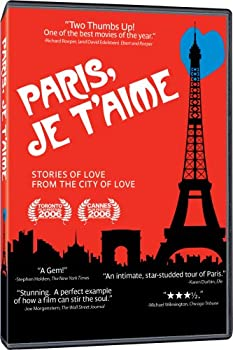 "Cover of ""Paris, Je T'Aime (Paris, I Love..."