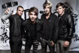 All Time Low Poster Spray