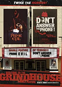 Welcome to Grindhouse: Don't Answer Phone & Prime [DVD] [Region 1] [US Import] [NTSC]