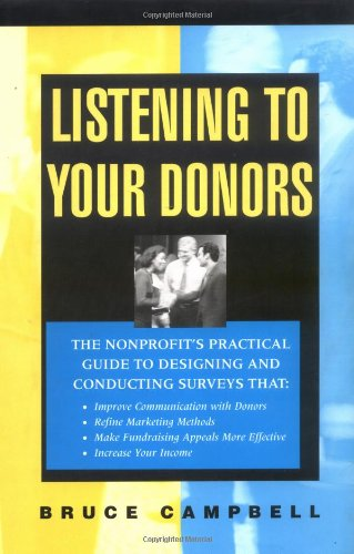 Listening To Your Donors