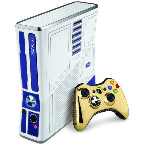 Xbox 360 Kinect Console with Star Wars - Limited Edition (Xbox 360)
