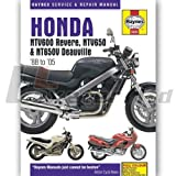 Haynes Manual for Honda NT 650 V1 Deauville 2001