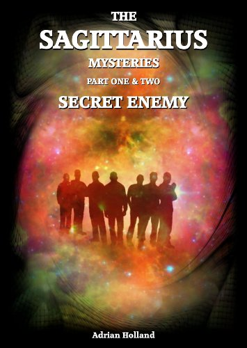 E-book - The Sagittarius Mysteries - Secret Enemy (Parts 1 & 2) by Adrian Holland