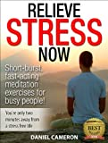 Relieve Stress Now: short and easy meditation exercises for busy people