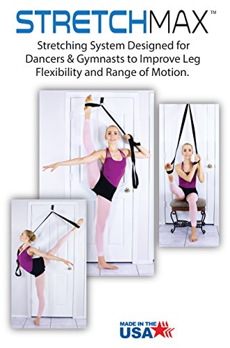 STRETCHMAX - Leg Stretching for Ballet, Dance & Gymnastics Training (Split Stretcher compare prices)
