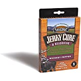 Eastman Outdoors 38447 Jerky Seasoning - Whisky Pepper (Seasoning and Cure Makes 5 Pounds)