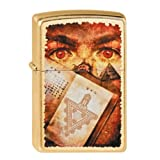 Zippo Briquet #207G Goth-Eyes Book