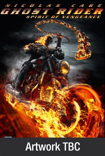 Ghost Rider: Spirit of Vengeance [DVD]