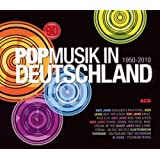 """Popmusik in Deutschland 1950 bis 2010, 8CDsvon """"Various"""""""