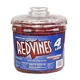 【ビッグサイズ!】レッドバインズ オリジナルレッドツイスト 1.814kg BIG Size Red Vines Original Red Twists 4lbs!