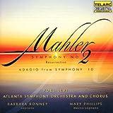 Yoel Levi Mahler: Resurrection Symphony No. 2