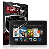 Skque® Anti Scratch Screen Protector for Amazon Kindle Fire HD 2013