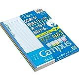 コクヨ 学習罫キャンパスノート 図表罫 B罫 5色 セミB5 ノ-F3CBKX5