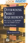 Determining Project Requirements, Sec...