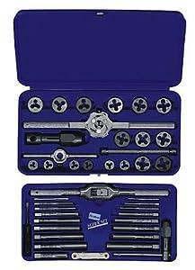 Irwin Industrial Tools 26317 Metric Tap and Hex Die Set, 41-Piece