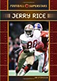 img - for Jerry Rice (Football Superstars) book / textbook / text book