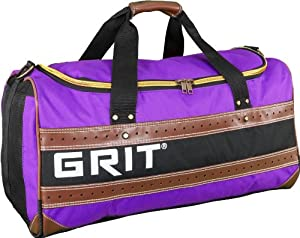 Grit Hockey Duffle Bag, Purple