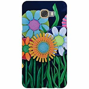 Design Worlds Samsung galaxy C7 Back Cover Designer Case and Covers