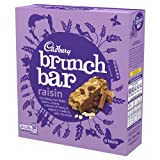 Cadbury Raisin Brunch Bar 6x6x35g