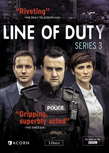 line of duty episodenguide