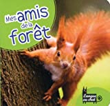 echange, troc Langue au chat - Mes amis de la forêt