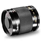 Walimex 500mm f/8.0 Tele Mirror Lens for Nikon AF/MF