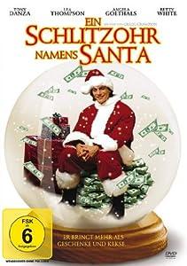 Ein Schlitzohr Namens Santa