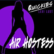 Air Hostess: Mile-high Pleasure on a Journey to Remember | [Quickies]