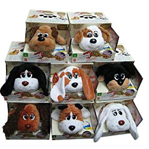 Pound Puppies on Pound Puppies Puppy And Dvd   Brown Puppy  Amazon Co Uk  Toys   Games