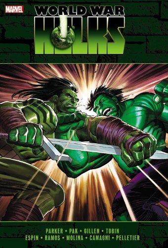 Incredible Hulks: World War Hulks (Hulk (Hardcover Marvel))