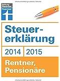 Steuererklärung 2014/15 - Rentner, Pensionäre