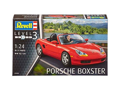 automodell-porsche-boxster-bausatz