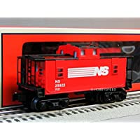 Lionel Norfolk Southern Caboose 6 30226 Train Ns Heritage Red Car 6 25922