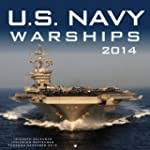 U.S. Navy Warships 16-Month Calendar:...