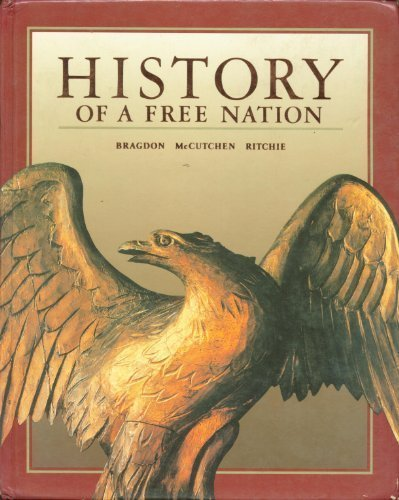 History Of A Free Nation, Student Edition PDF