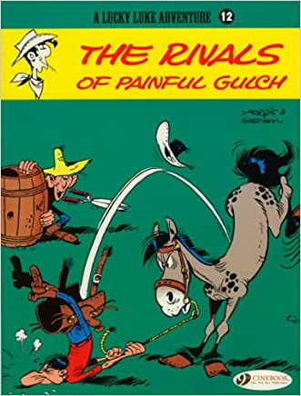 The Rivals of Painful Gulch (Lucky Luke)