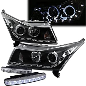 2011 2012 chevy cruze headlights projector. Black Bedroom Furniture Sets. Home Design Ideas