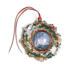 Amazon.com: 2013 Official White House Christmas Ornament ...