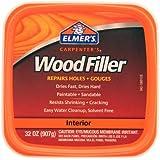 Elmer's E842L Carpenter's Wood Filler 1-Quart