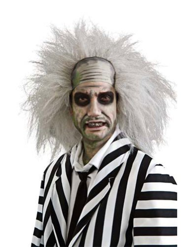 Beetlejuice Wig Costume Accessory